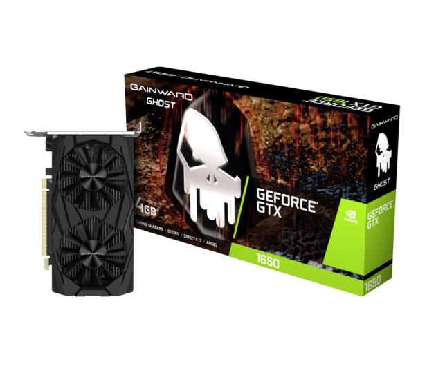 Gainward GeForce GTX 1650 Ghost 4GB GDDR5 - 498898 - zdjęcie
