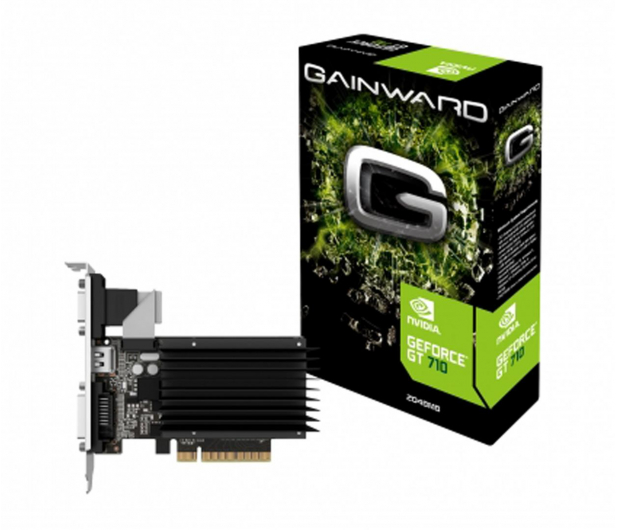 Gainward GeForce GT 710 2GB DDR3 - 498904 - zdjęcie