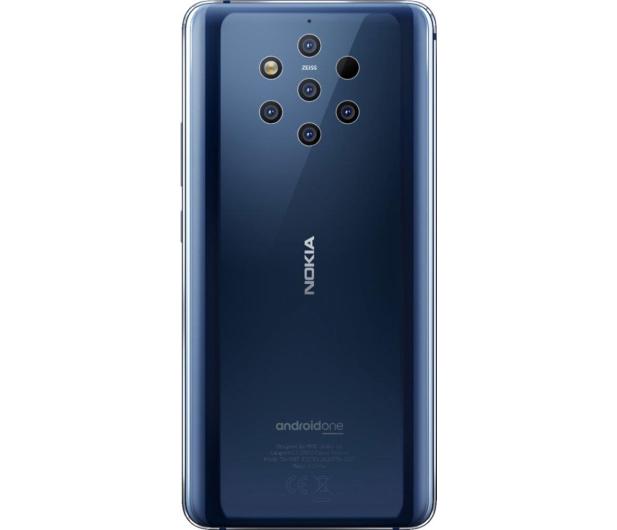 Nokia 9 PureView 6/128GB granatowy - 499326 - zdjęcie 4