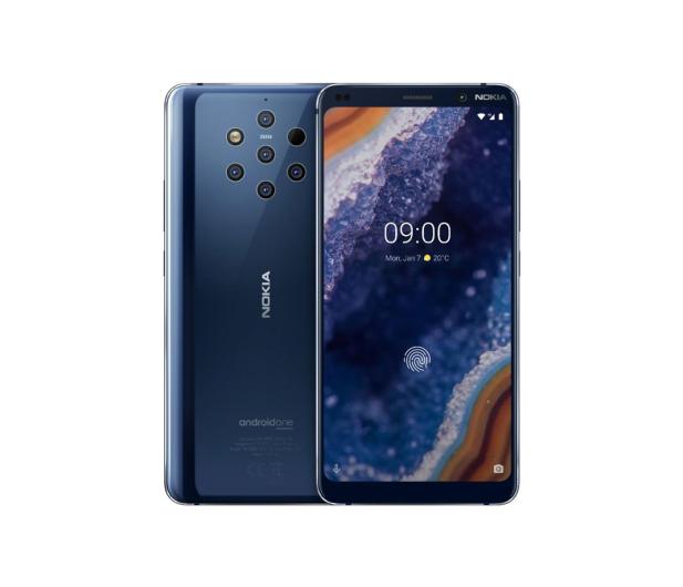 Nokia 9 PureView 6/128GB granatowy - 499326 - zdjęcie
