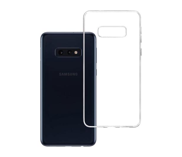 3mk Clear Case do Samsung Galaxy S10e - 500023 - zdjęcie
