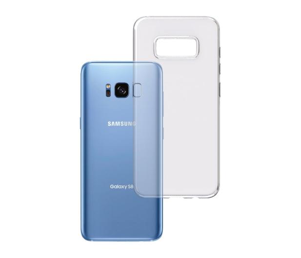 3mk Clear Case do Samsung Galaxy S8 - 500024 - zdjęcie