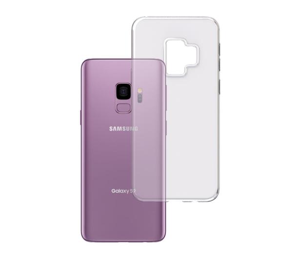 3mk Clear Case do Samsung Galaxy S9 - 500026 - zdjęcie