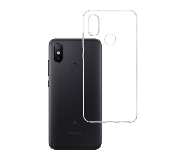 3mk Clear Case do Xiaomi Mi A2 - 500040 - zdjęcie