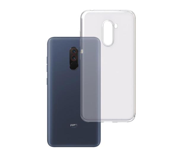 3mk Clear Case do Xiaomi Pocophone F1 - 500043 - zdjęcie