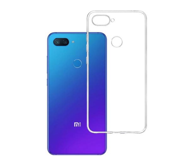 3mk Clear Case do Xiaomi Mi 8 Lite - 500038 - zdjęcie