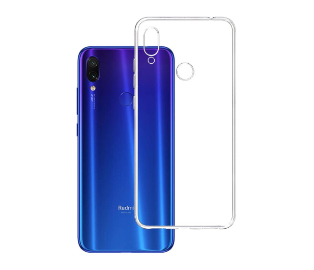 3mk Clear Case do Xiaomi Redmi Note 7   - 500044 - zdjęcie