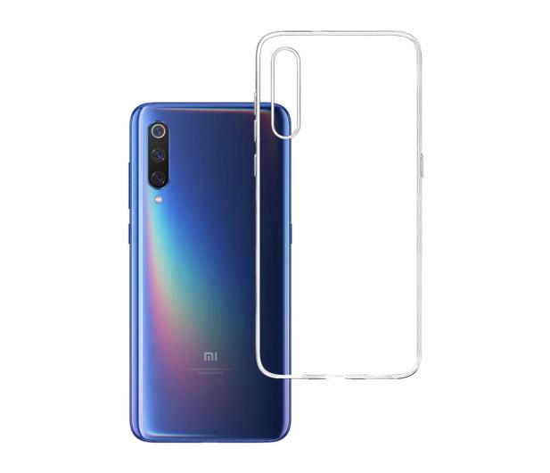 3mk Clear Case do Xiaomi Mi 9 - 500039 - zdjęcie