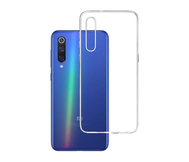 3mk Clear Case do Xiaomi Mi 9 SE  - 500045 - zdjęcie