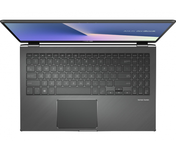 ASUS ZenBook Flip UX562FD i5-8265U/16GB/512/Win10 Grey - 497734 - zdjęcie 4