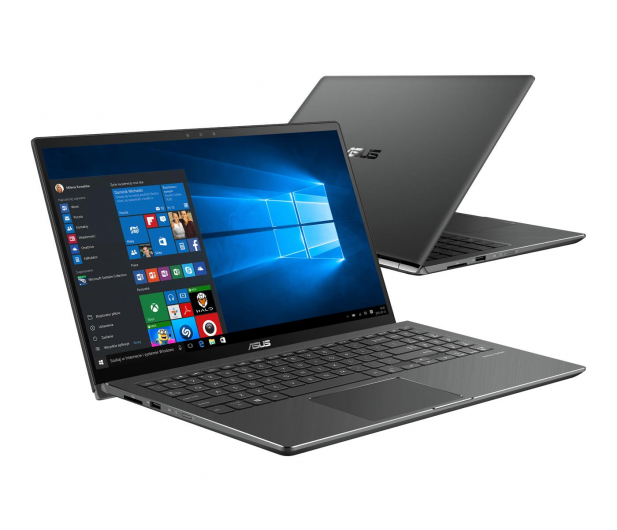 ASUS ZenBook Flip UX562FD i5-8265U/16GB/512/Win10 Grey - 497734 - zdjęcie