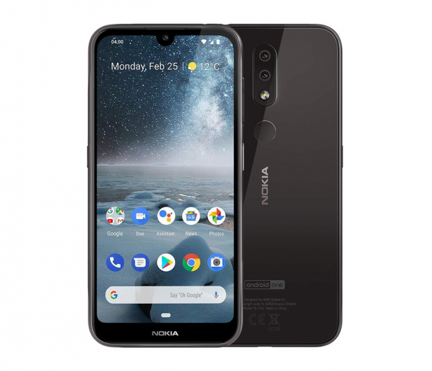 Nokia 4.2 Dual SIM 3/32GB czarny - 498976 - zdjęcie