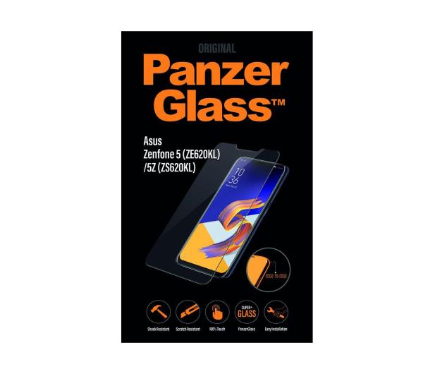 PanzerGlass Szkło Standard Fit do Asus Zenfone 5/5Z  - 498369 - zdjęcie