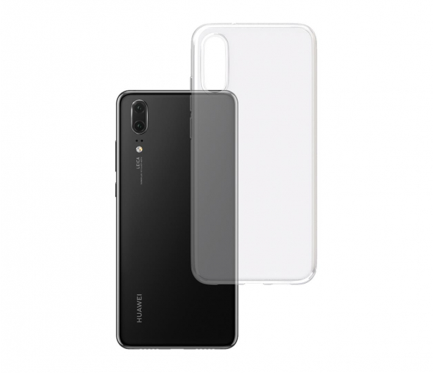 3mk Clear Case do Huawei P20 - 499996 - zdjęcie