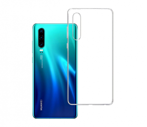 3mk Clear Case do Huawei P30 - 499999 - zdjęcie