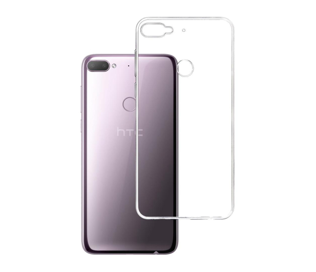 3mk Clear Case do HTC Desire 12 Plus - 499991 - zdjęcie