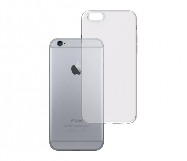 3mk Clear Case do iPhone 6/6s - 499981 - zdjęcie