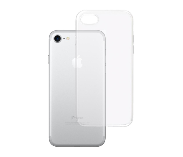 3mk Clear Case do iPhone 7/8  - 499983 - zdjęcie