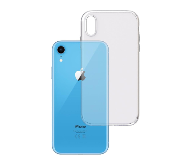3mk Clear Case do iPhone Xr  - 499984 - zdjęcie