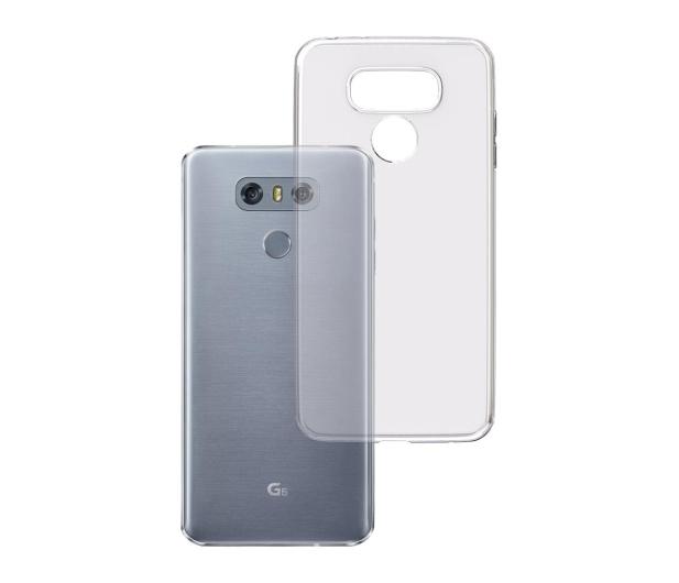 3mk Clear Case do LG G6 - 500004 - zdjęcie