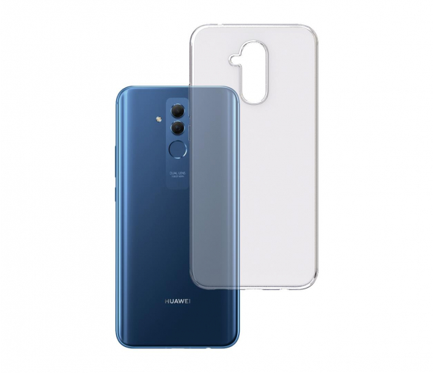 3mk Clear Case do Huawei Mate 20 Lite - 499993 - zdjęcie
