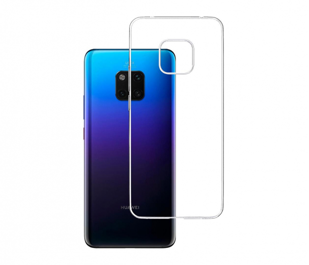 3mk Clear Case do Huawei Mate 20 Pro - 499994 - zdjęcie