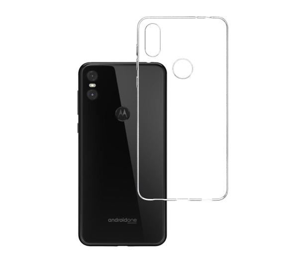 3mk Clear Case do Motorola One  - 500009 - zdjęcie