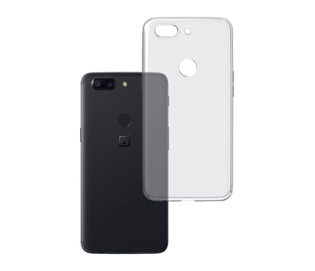 3mk Clear Case do OnePlus 5T - 500013 - zdjęcie