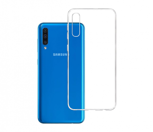 3mk Clear Case do Samsung Galaxy A50/A30s - 500019 - zdjęcie