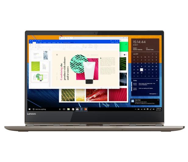 Lenovo Yoga 920-13 i7-8550U/8GB/256/Win10 - 500263 - zdjęcie 2