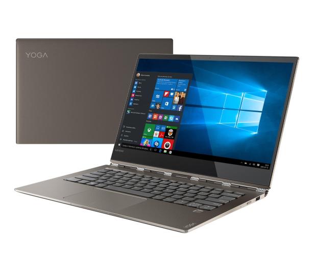 Lenovo Yoga 920-13 i7-8550U/8GB/256/Win10 - 500263 - zdjęcie