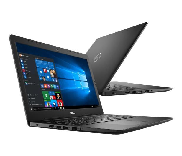 Dell Inspiron 3583 i3-8145U/8GB/256/Win10 Czarny - 496408 - zdjęcie