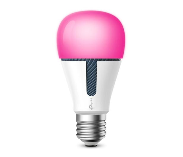 TP-Link Żarówka LED RGB WiFi (E27/800lm) - 500225 - zdjęcie