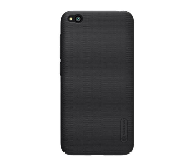 Nillkin Super Frosted Shield do Xiaomi Redmi Go czarny - 505302 - zdjęcie