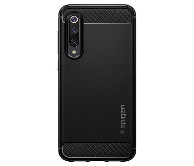 Spigen Rugged Armor do Xiaomi Mi 9 SE Black  - 505317 - zdjęcie 5