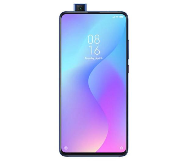 Xiaomi Mi 9T 6/128GB Glacier Blue  - 506157 - zdjęcie 2
