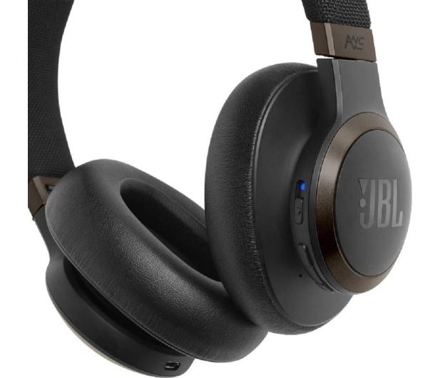JBL LIVE 650BTNC Czarne - 473611 - zdjęcie 2