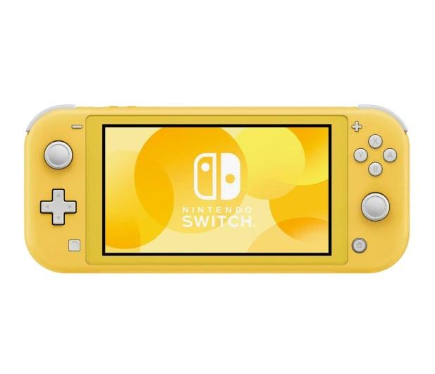 Nintendo Switch Lite (Żółty)  - 506183 - zdjęcie