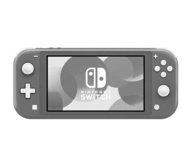 Nintendo Switch Lite (Szary) - 506036 - zdjęcie