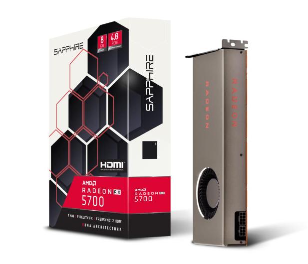 Sapphire Radeon RX 5700 8GB GDDR6 - 505938 - zdjęcie