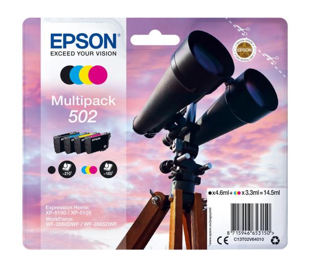 Epson 502 INK CMYK - 505650 - zdjęcie