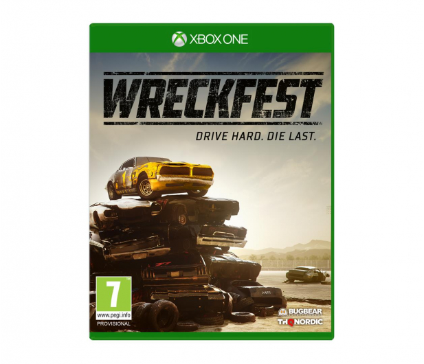 CENEGA Wreckfest - 506009 - zdjęcie