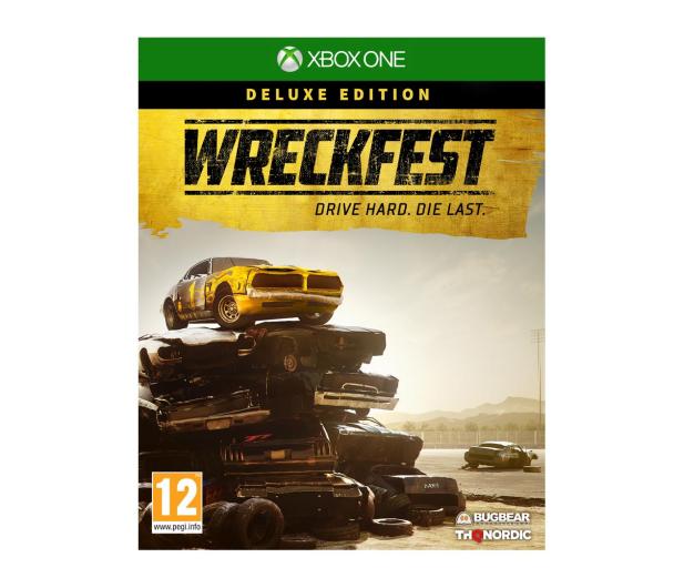 CENEGA Wreckfest Deluxe Edition - 506013 - zdjęcie