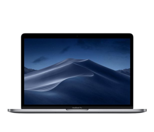 Apple MacBook Pro i5 1,4GHz/16GB/256/Iris645 Space Gray  - 506953 - zdjęcie