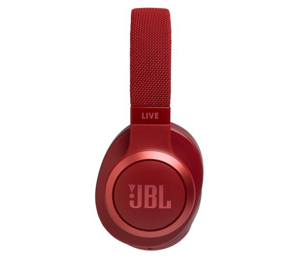 JBL LIVE 500BT Czerwone - 473607 - zdjęcie 5