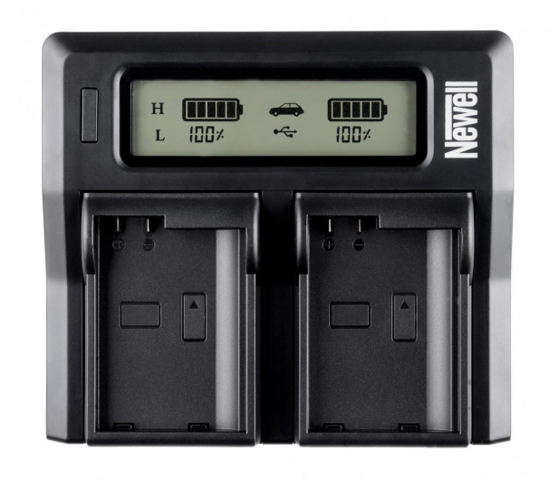 Newell DC-LCD do akumulatorów NP-FZ100 - 505914 - zdjęcie