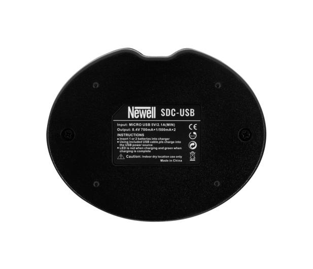 Newell SDC-USB do akumulatorów NP-W126 - 505918 - zdjęcie 2