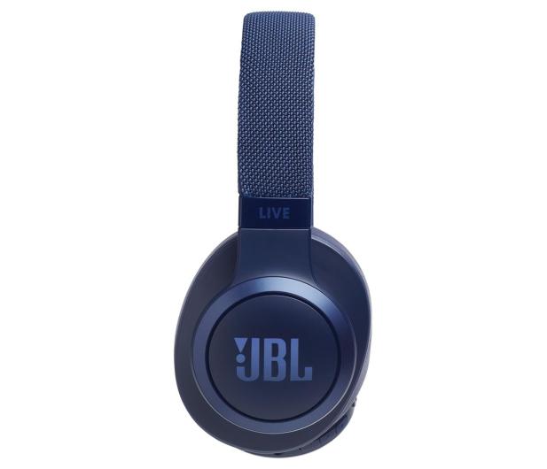 JBL LIVE 500BT Niebieskie - 473606 - zdjęcie 3