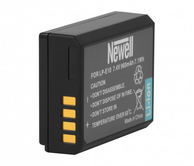 Newell Zamiennik LP-E10 - 505892 - zdjęcie