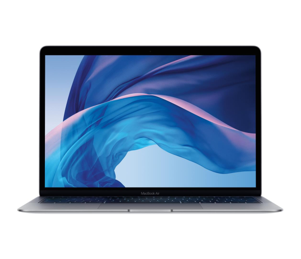 Apple MacBook Air i5/8GB/128/UHD 617/Mac OS Space Grey  - 506277 - zdjęcie